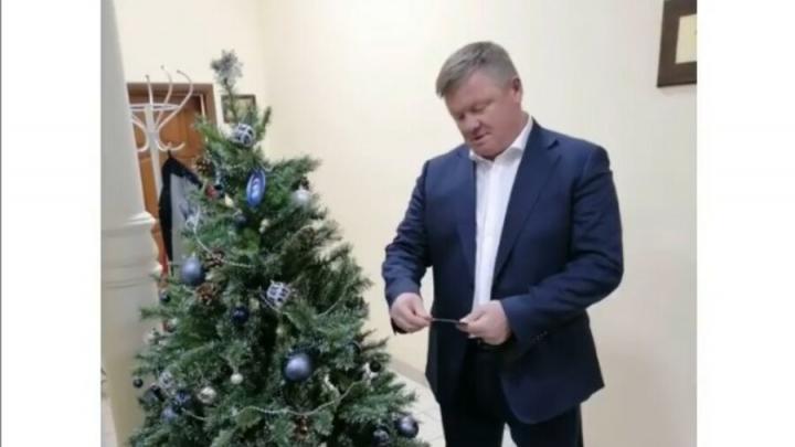 Михаил Исаев рассказал о своем главном новогоднем желании