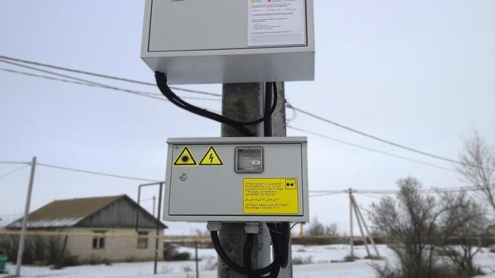 Интернет пришел на целину: «Ростелеком» смонтировал точки Wi-Fi в малых селах Ершовского района Саратовской области