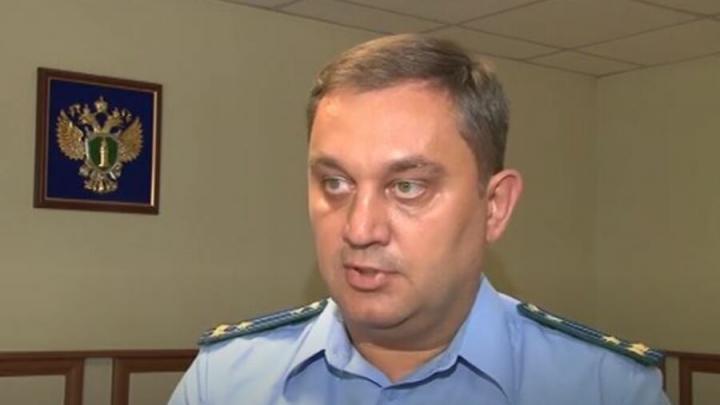 Прокуратура обжалует домашний арест Андрея Пригарова