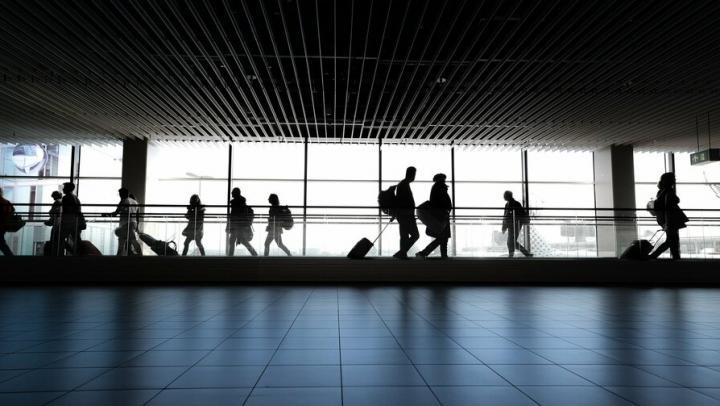 """Аэропорт """"Гагарин"""" выиграл от пандемии"""