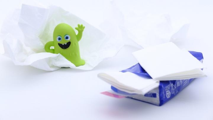 Коронавирус задавил грипп
