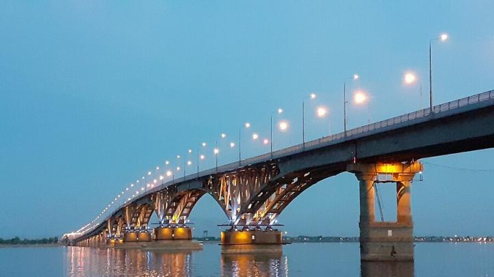 Саратовское министерство транспорта рассказало о закрытии моста Саратов-Энгельс