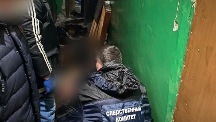 Убийца из Энгельса зарезал двух мужчин и пытался скрыть это с помощью поджога | 18+