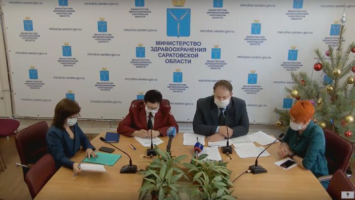 Коронавирус: 200 жителей Саратовской области остаются в тяжелом состоянии