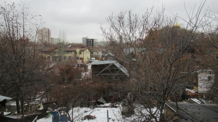 Чиновники Саратова продали дорогу в Глебучевом овраге под строительство офиса