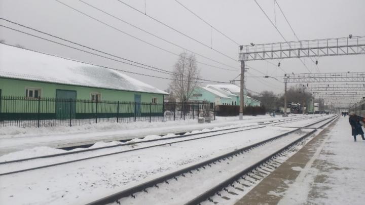 Пьяного дебошира высадили из поезда в Вольском районе