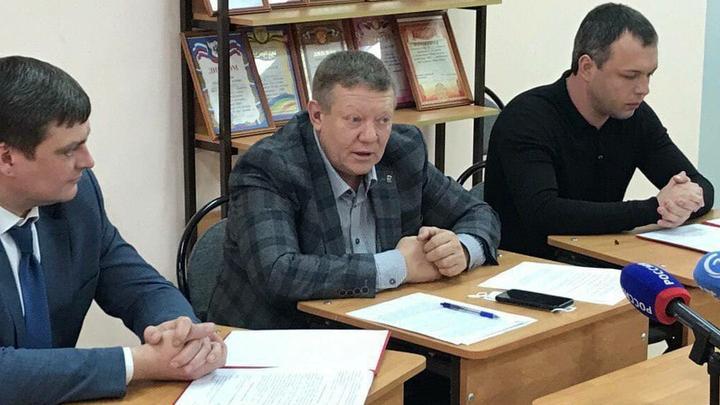 Панков обратился в прокуратуру по поводу завышения платежей за водоотведение энгельсским предпринимателям