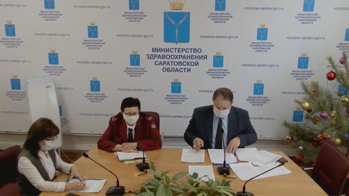 Суточная смертность от коронавируса в Саратовской области резко возросла