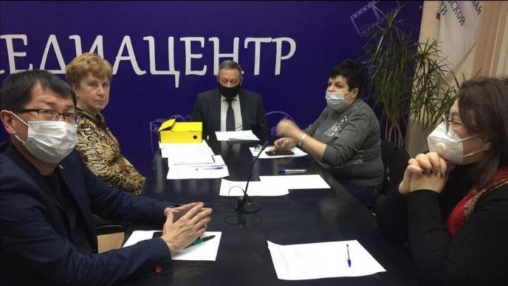 В Общественной палате Саратовской области продолжает работу инициативная группа по рассмотрению и отбору кандидатов в новый состав палаты