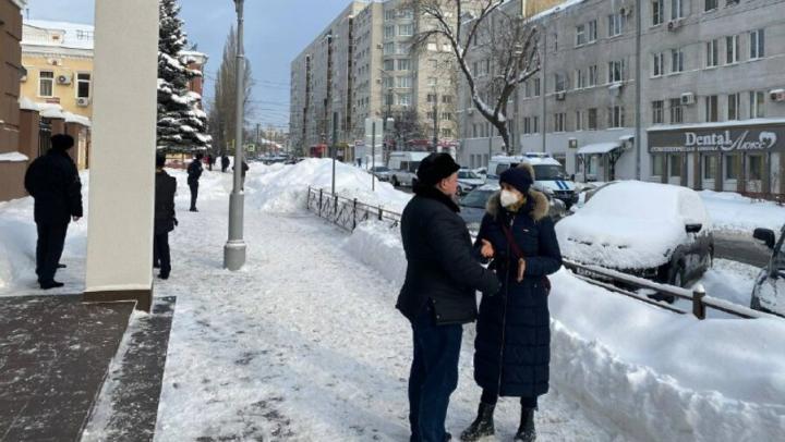 Два лицея в Саратове были эвакуированы сегодня