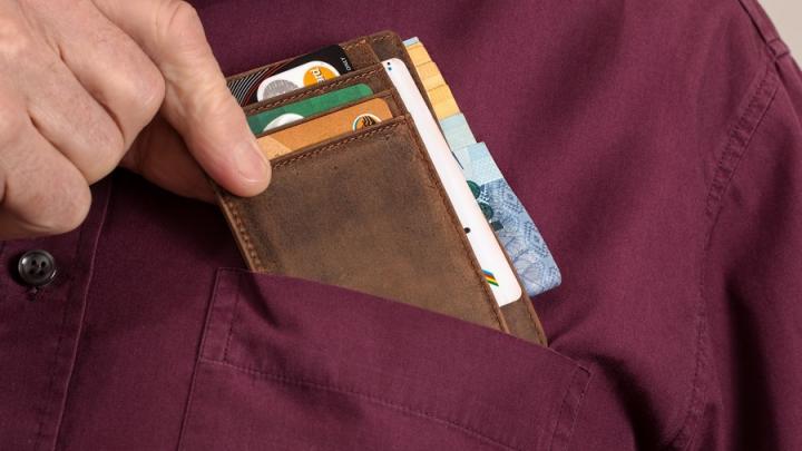 Саратовец может сесть на шесть лет за использование чужой банковской карты