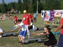 В Александрово–Гайском районе прошли первые CrossFit-игры среди женщин