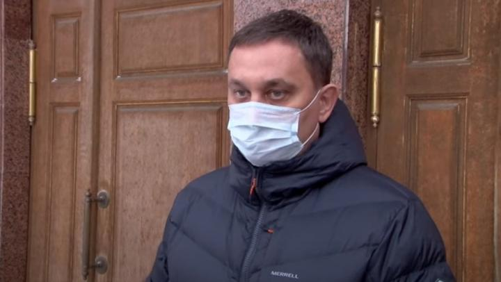 Андрея Пригарова уволили из прокуратуры