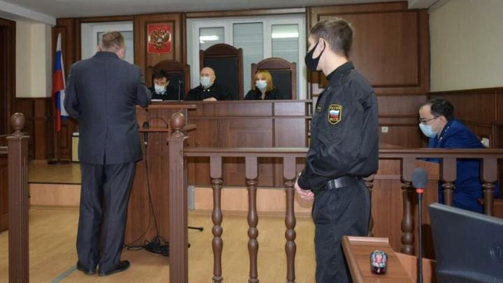Работник Управления капстроительства осужден за взятку в особо крупном размере