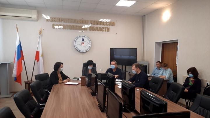 Избирком Саратовской области начнет формирование новых комиссий с 26 января