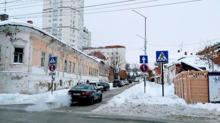 В Саратове поставят новые дорожные знаки