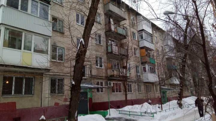 Глыба льда убила ребенка в Заводском районе