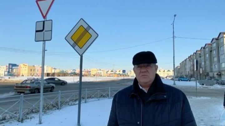 Панков: Светофор на ул. Менякина установят в ближайшее время