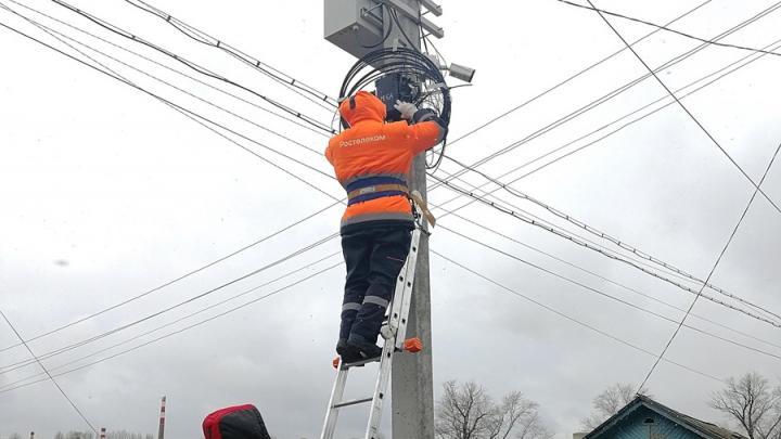 Саратовская область: «Ростелеком» подключил к оптической сети частный сектор Пугачева