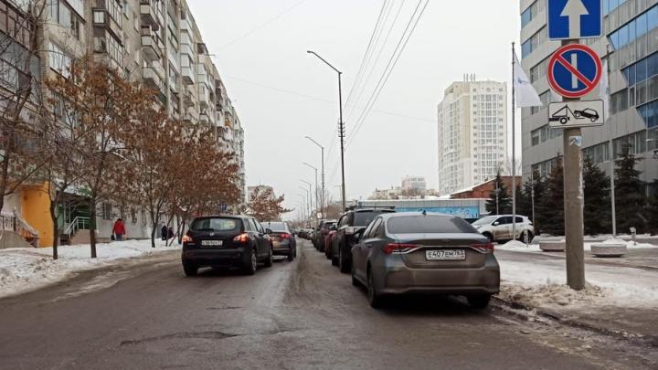 На Первомайской затруднено движение транспорта из-за  ДТП