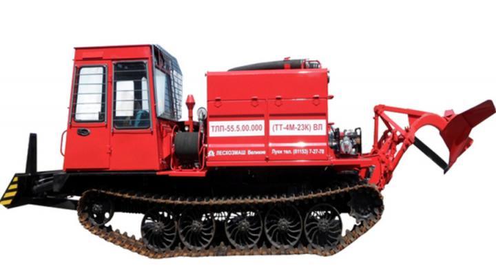 Саратовское министерство закупает два трактора за 15,5 миллионов