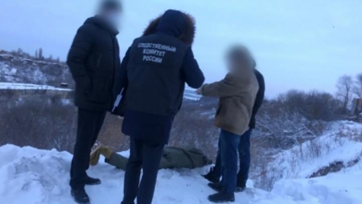 Саратовец убил сына в новогоднюю ночь и скинул тело в овраг | 18+