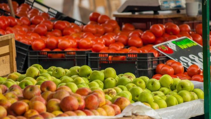 Россельхознадзор разрешил ввозить в Россию яблоки и помидоры из Азербайджана