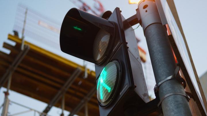 Саратовцы жалуются на новые светофоры