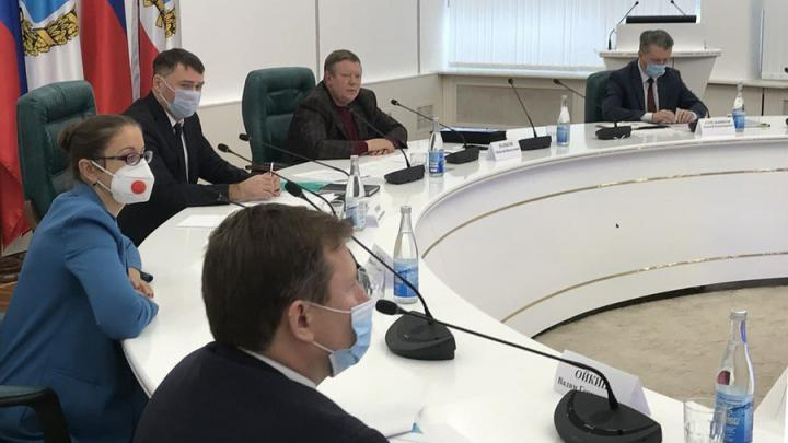 Николай Панков: У школ и детсадов должно быть финансирование на текущие нужды