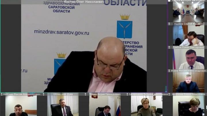 Олег Костин: Пандемия коронавируса оказала существенное влияние на сокращение населения области