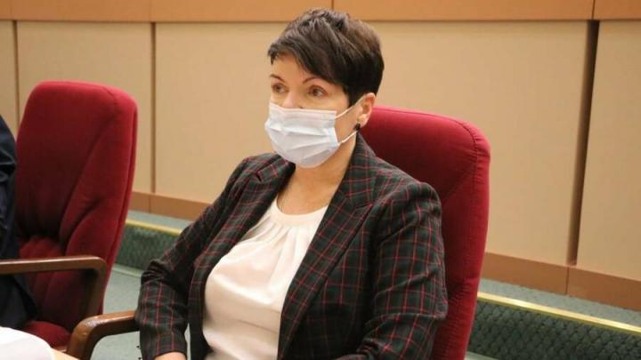 Сынкина о назначении довыборов в облдуму: Округ не должен оставаться без депутата