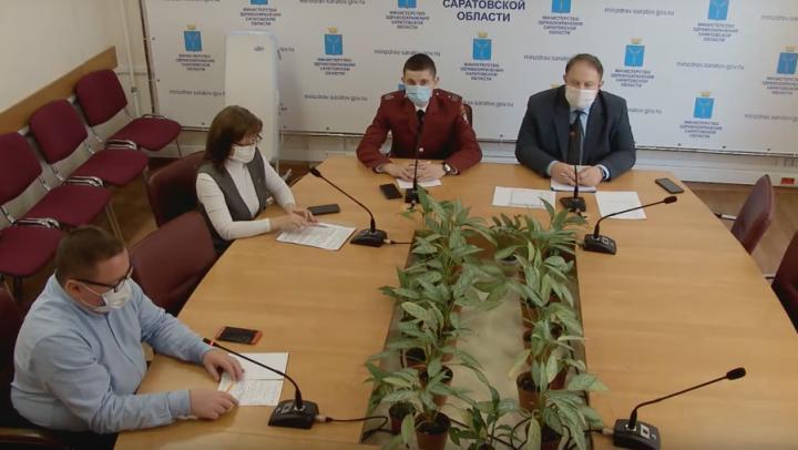 1 870 саратовцев остаются в больницах с коронавирусом