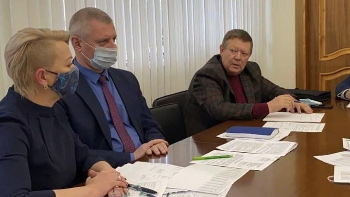 Панков: Поддержка государства поможет защитить здоровье наших жителей