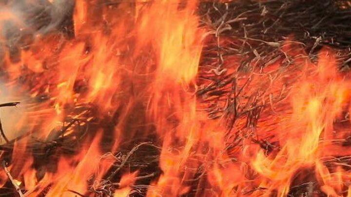 Жительница Балашовского района пострадала на пожаре у себя дома