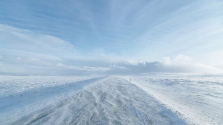 Завтра в Саратовской области ожидается мороз и сильный ветер