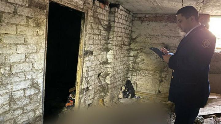 Сантехник нашел труп в подвале жилого дома | 18+