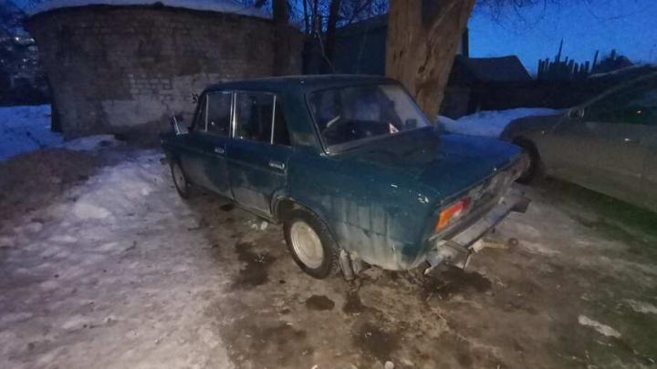 Саратовские угонщики «коллекционировали» старые ВАЗы
