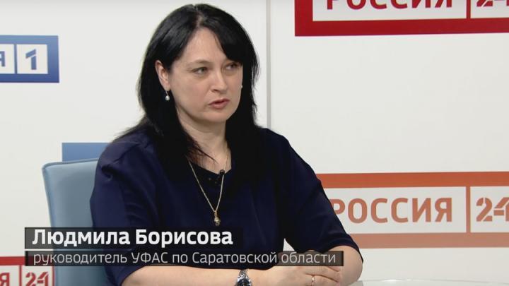 Глава УФАС по Саратовской области покинула пост ради должности федерального инспектора