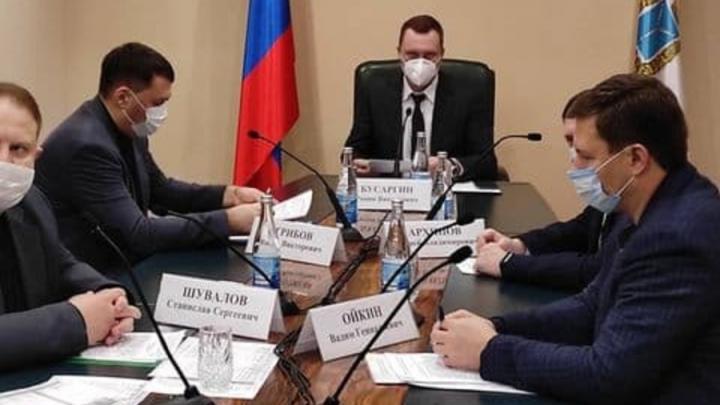 О снятии коронавирусных ограничений в Саратовской области заговорил Роман Бусаргин