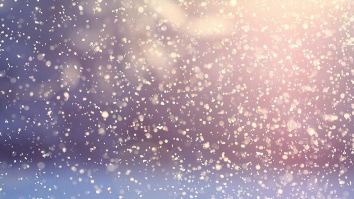 Мороз и солнце в Саратове