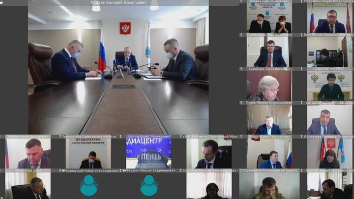 Валерий Радаев: современный инфекционный центр должен появиться в текущем году