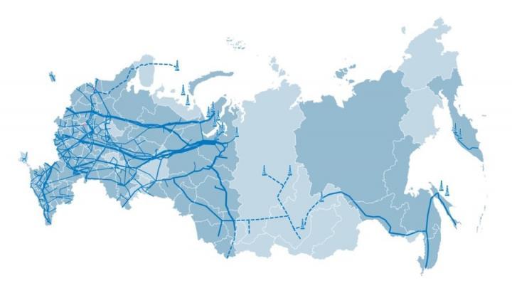 Представлена новая карта газификации Саратовской области