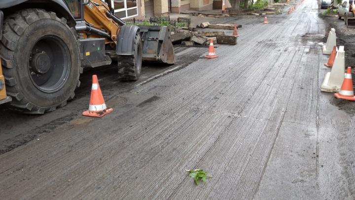 Почти 500 миллионов рублей потратит государство на ремонт трассы в Петровском районе