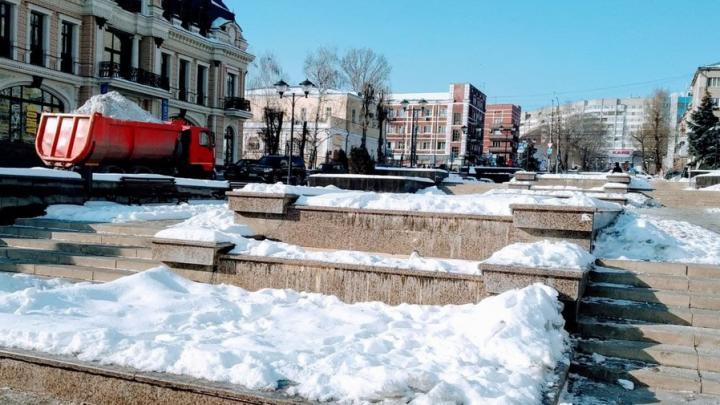 В Саратове мороз до -24 градусов