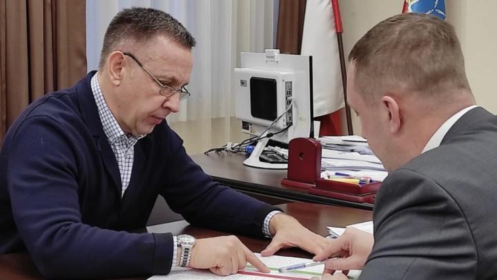 Олег Алексеев подключится к решению вопроса о пересмотре кадастровой стоимости объектов коммерческой недвижимости