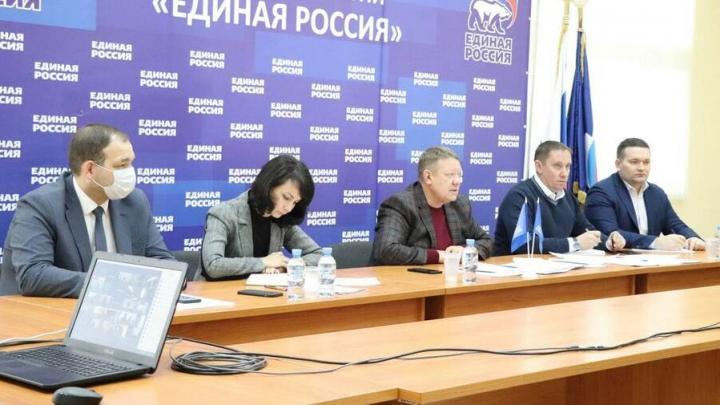 Николай Панков: Важно сохранить природу и экологию нашей области