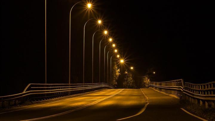 На одном из подъездов к Саратову установят освещение