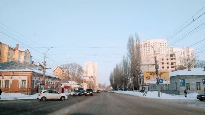 В Саратове из-за морозов отменяются занятия в школах