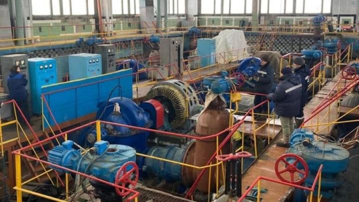Починить водопровод в Саратове обещают к 13:00