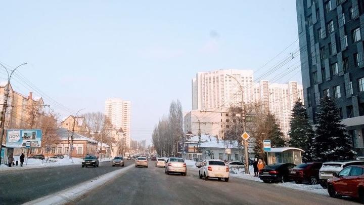 В Саратовской области отменены занятия из-за морозов в 37 районах